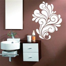 cute-bathroom-flowers-pattern-wall-stickers