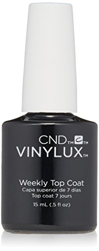 CND Vinylux Weekly Top Coat Nail Polish, 0.5 oz (7 Day Nail Polish Cnd compare prices)