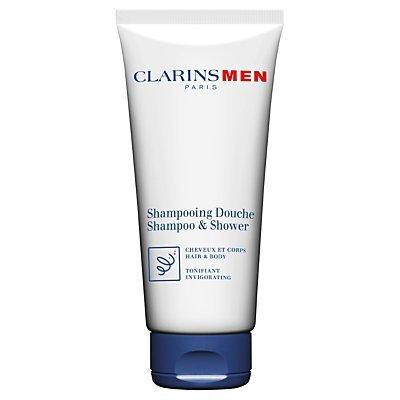 ClarinsMen Total Shampoo Hair and Body