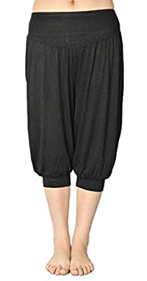 Geval Women's Absolute Work Out Capri Yoga Pants