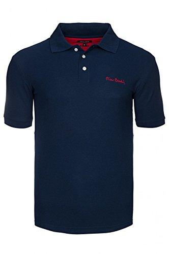 Pierre Cardin–Polo da uomo blu navy XXLarge