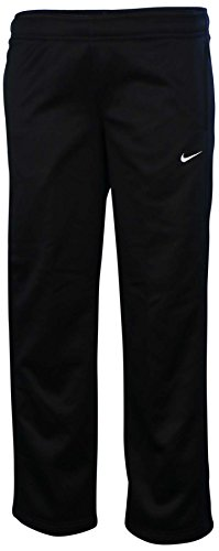 Nike Big Girls' (7-16) Therma-Fit KO 2.0 Fleece Training Pants-Black-Small
