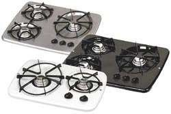 Atwood 56493 Black Drop- In 2 Burner