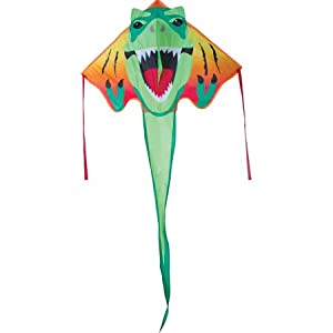 Large Easy Flyer Kite - T-Rex Dinosaur (46