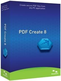 Brand New Pdf Create 8.0, English (Works With: Win 2000,Xp,Vista,Win 7)