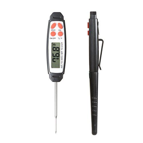 newest-versionfood-thermometer-nexgadget-waterproof-digital-instant-read-thermometer-with-stainless-