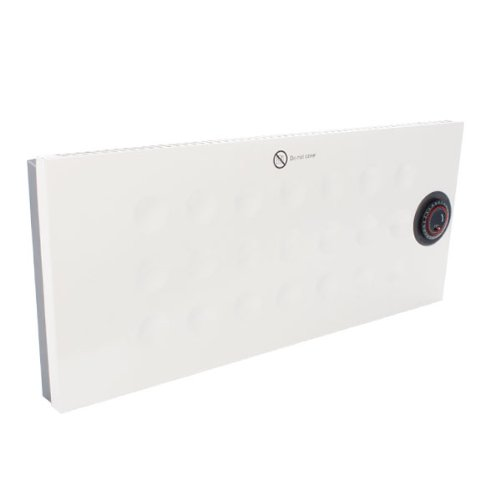 1500 Watts Slim-Line Prestige Panel Heater With 24Hour Timer Adjustable Thermostat (Free Standing or Wall Mounted)