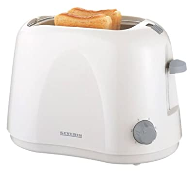 Severin Automatic Toaster 2 Slice White by Severin