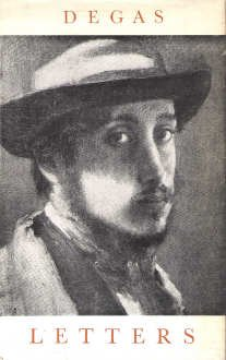 Degas:  Letters, Edgar Germain Hilaire