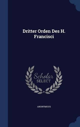 Dritter Orden Des H. Francisci