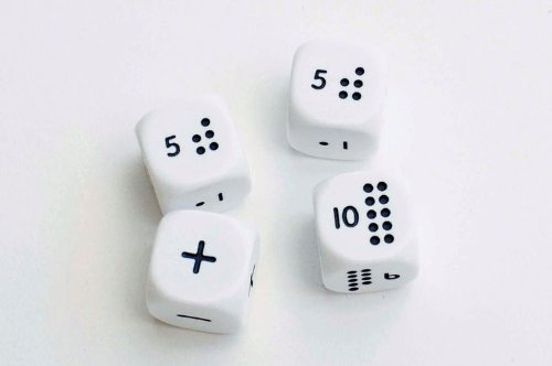 Numicon: Dice