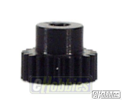 Robinson Racing Products 1321 Alum Pro Pinion Gear 48P, 21T