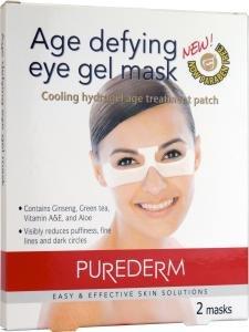 Purederm Age Defying Eye Gel Mask X 2