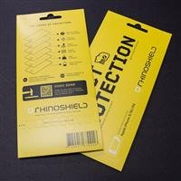iPhone 5 / 5C / 5S / SE Screen Protector - RhinoShield High Impact-Resistant Screen Protector [Hammer Resistant] Perfect Transparency and Premium Feel [Lifetime Warranty]