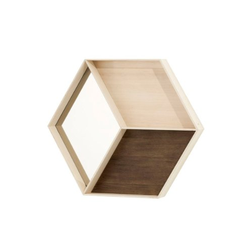 Ferm Living Wall Wonder Mirror - Maple