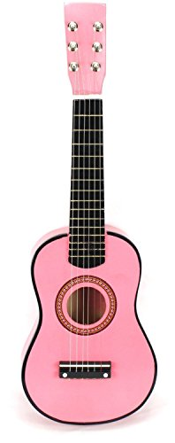 23-Inch-Acoustic-Toy-Guitar-for-Kids-with-Medium-Guitar-Pick
