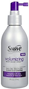 Suave Volumizing Root Boost Hair Spray