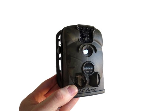 Ltl Acorn 5210A 12MP Wildgame Spy Stealth Scouting Trail Hunting Camera PIR Infrared Night Vision + 8G SD Card