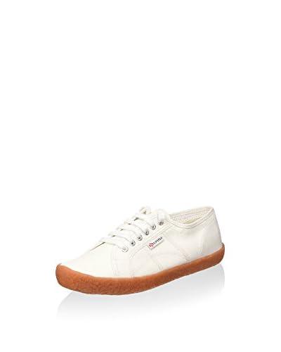 Superga Sneaker 2750 NAKED COTU weiß