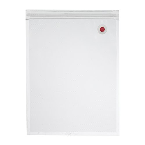 Waring Commercial 25 Count Vacuum seal bag with Valve, 2-Gallon, Clear (2 Gallon Vac compare prices)