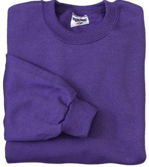 Big Mens Crewneck Sweatshirt by JERZEES® (Big & Tall and Regular Sizes)