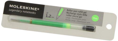 Moleskine Fluorescent Roller Gel Refill Green