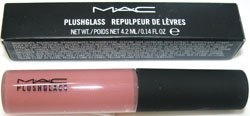 MAC Lip Gloss Plushglass Ample Pink