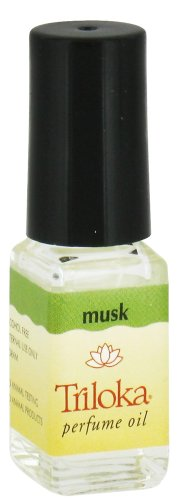 Musk – Triloka Perfume Oil – 1/8 Ounce Bottle