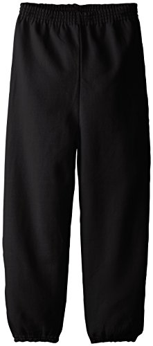 Hanes Big Boys' Eco Smart Fleece Pant, Black, Medium (Big Boy compare prices)