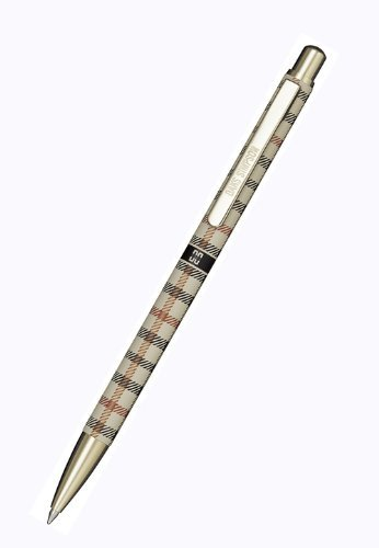 DAKS K-2 ハウスチェック 油性ボールペン