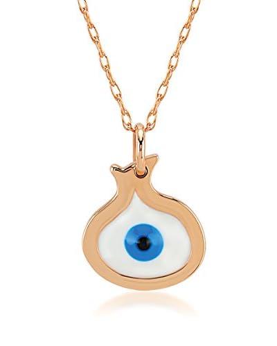 Divas Diamond Set catenina e pendente  Good Luck Eye