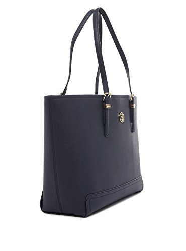 BORSA TOMMY HILFIGER SHOPPING L HONEY EW TOTE AW0AW03197 (MIDNIGHT BLUE)