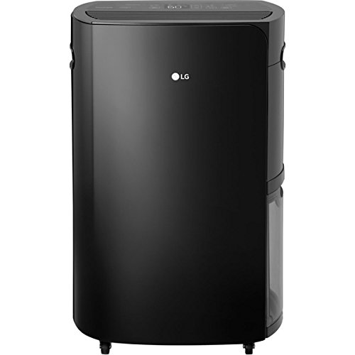 LG PuriCare Black Energy Star 70-pint Dehumidifier - Hot / Cold (Kenmore 70 Pint Dehumidifier compare prices)