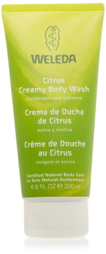 Weleda Citrus Creamy Body Wash 200ml