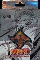 Naruto Curse of the Sand Silver Theme Deck Naruto Uzumaki