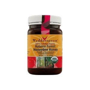 100% Raw Beechwood Honey by Wedderspoon 17.6 oz