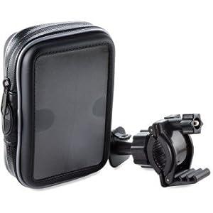 Navitech Cycle / Bike / Bicycle Waterproof holder mount and case for Sandisk Sansa View, Kubik Edge II, Kubik Neo 8GB 3.0, Kubik Evo, Archos 1 Vision, Archos 2 Vision, Archos 3 Vision, Archos 105, Archos 43 Vision