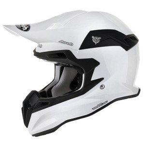 Airoh terminator color casque blanc taille m