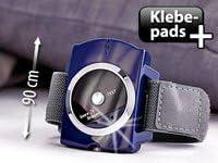 newgen medicals Dispositivo anti Ronquidos con impulso Bio-Feedback + almohadillas adhesivas