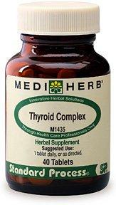 Thyroid Complex 40 Tabs