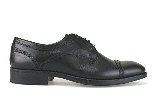 scarpe uomo FABI classiche nero pelle AK920 (46 EU)