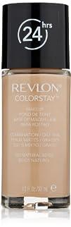 Revlon ColorStay Makeup CombinationOily Skin Natural Beige