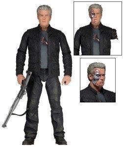 "Terminator Genisys Guardian ""Pops"" T-800 Action Figure (7"" Scale)"