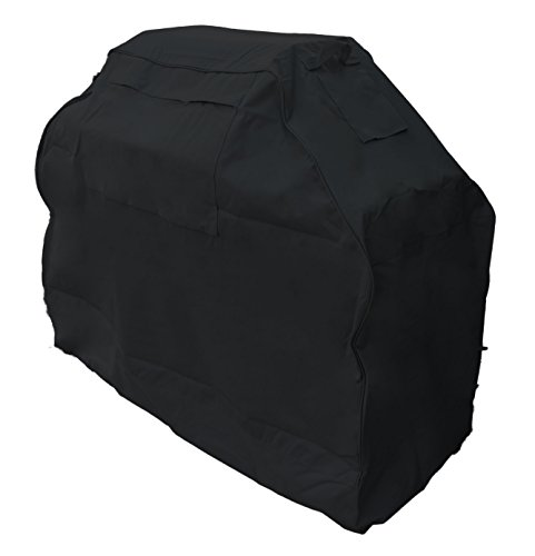 Grill Cover - Waterproof Heavy Duty Gas Barbecue Cover (Medium 58