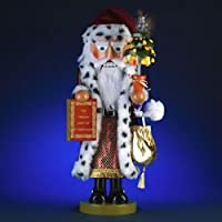 Steinbach LE Pear Tree Santa German Nutcracker