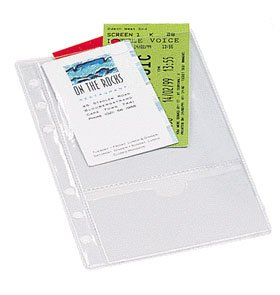 Filofax Accessories Multi-Purpose Holder Personal Size - FF-133624