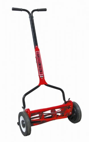 Mascot Silent Cut 18 Deluxe Reel Mower picture
