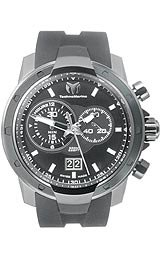 TechnoMarine UF6 45mm Chrono Black Dial Men's Watch #612002
