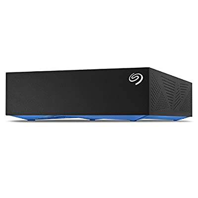 Seagate Backup Plus 4TB Desktop External Hard Drive with 200GB of Cloud Storage & Mobile Device Backup USB 3.0...