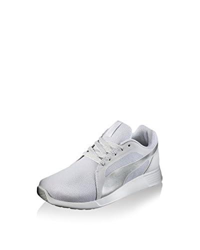 Puma Sneaker St Trainer Evo Gleam weiß